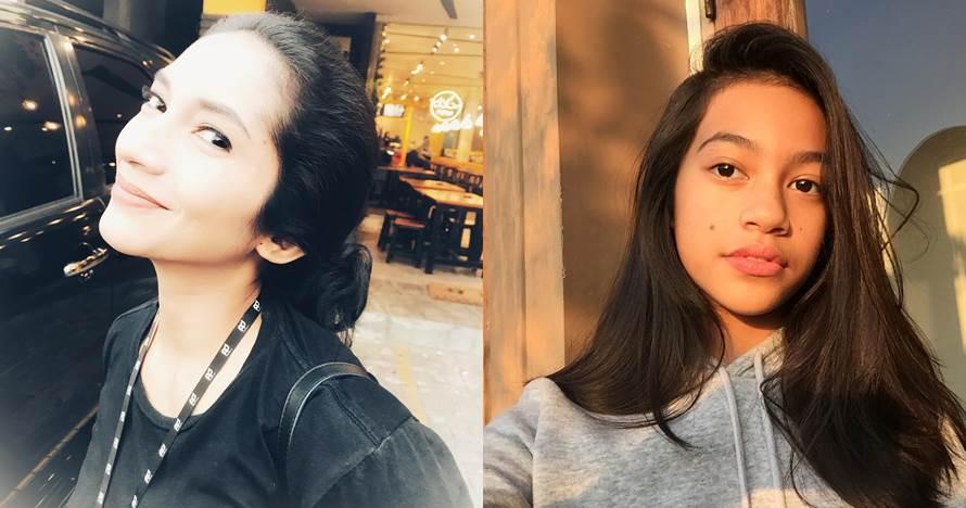 8 Pesona Cut Sjalinni, putri Vira Yuniar yang beranjak remaja