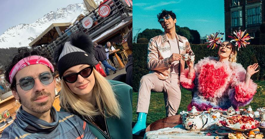 Momen Joe Jonas nikahi Sophie Turner usai pentas Billboard Awards