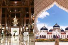 7 Masjid di Indonesia ini peninggalan zaman kerajaan Islam