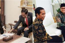 PAN dan Demokrat temui Jokowi, ini tanggapan santai Sandiaga Uno