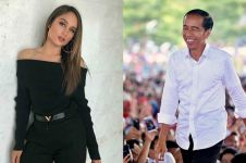 Alasan Cinta Laura dukung rencana Jokowi pemindahan ibu kota