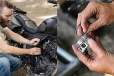 Ini 6 penyebab sepeda motor sering mogok mendadak di tengah jalan