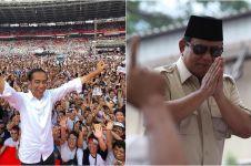 Dana kampanye Jokowi lebih besar daripada Prabowo, ini rinciannya