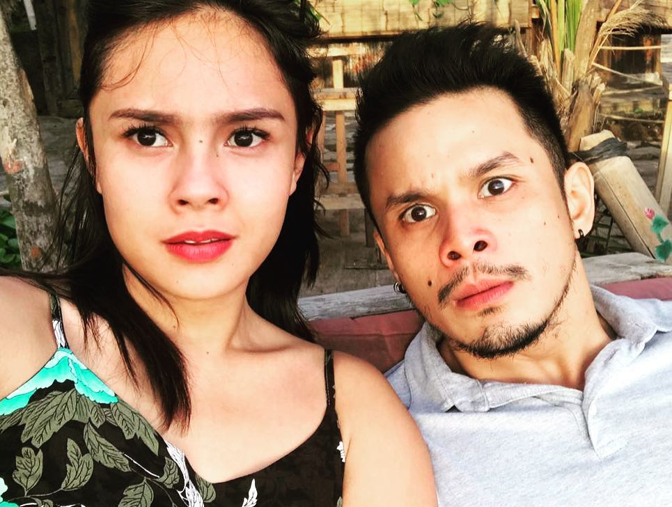 Angie Ang dan kekasih instagram