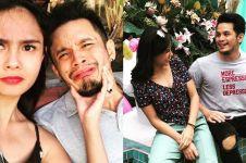 10 Potret kedekatan Angie Ang dan kekasih, bikin baper