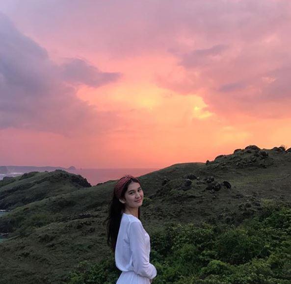 cantiknya Zoe Abbas Jackson © 2019 brilio.net