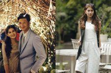 10 Potret Zoe Abbas calon ipar Ammar Zoni, cantiknya kebangetan