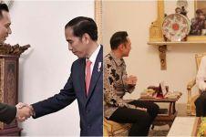 AHY beberkan isi pertemuannya dengan Jokowi, membahas hal besar