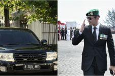 Pelat nomor mobil Agus Yudhoyono B 2024 AHY, maknanya unik banget