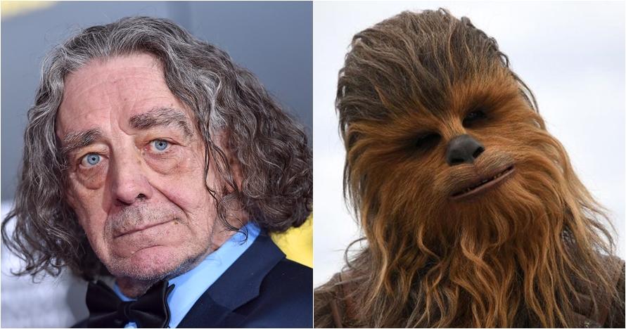 Peter Mayhew pemeran Chewbacca Star Wars meninggal di usia 74