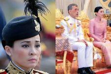 8 Pesona Suthida, pengawal yang dipersunting Raja Thailand