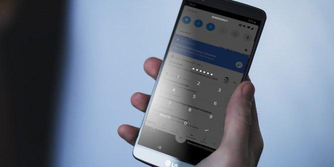 4 Cara membuka smartphone Android ketika lupa password