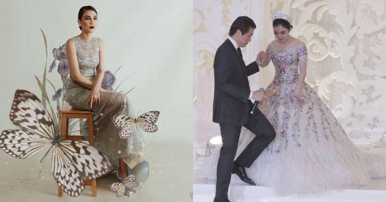6 Kegiatan Luna Maya saat acara Syahrini-Reino di Jepang & Jakarta