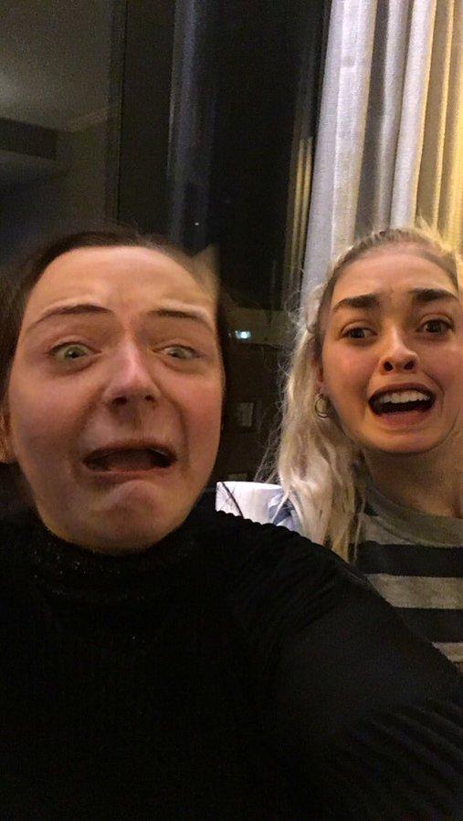 Persahabatan seleb Game of Thrones istimewa