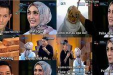 11 Meme lucu Chef Juna bareng Yulita MasterChef ini bikin nyengir