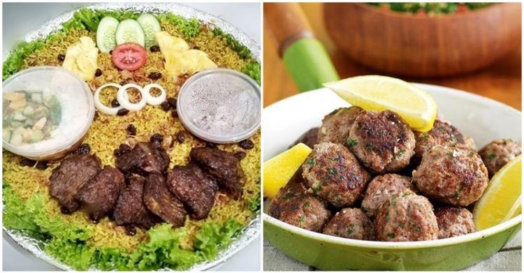 10 Hidangan buka puasa ala Timur Tengah ini lezatnya bikin ngiler