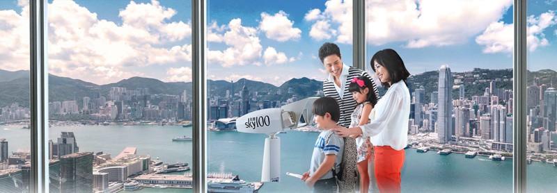 Jelajahi 5 atraksi Hong Kong bareng anak, bisa ketemu Ant-Man berbagai sumber
