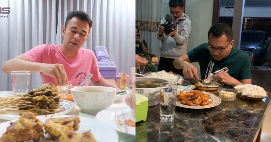 Puasa hari pertama, intip menu sahur 7 keluarga selebriti ini