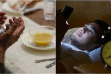 Usai makan sahur jangan langsung tidur, bisa kena GERD dan stroke