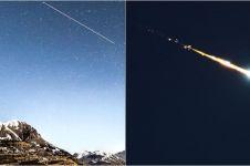 Hujan Meteor Eta Aquarids hiasi langit malam ini, langka lho