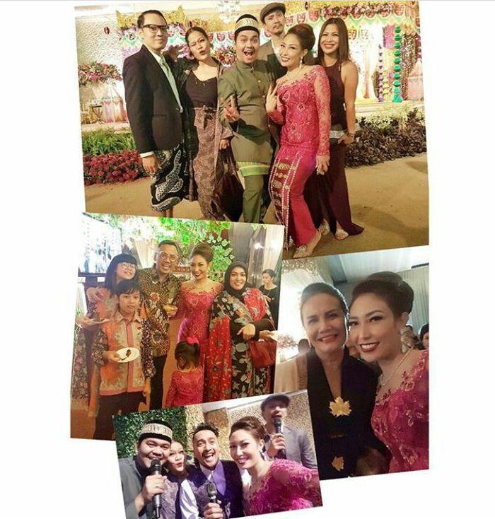 Vincent dan keluarga instagram