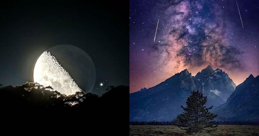 Hujan meteor & 6 fenomena alam terjadi di bulan Mei