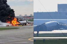 Kisah dramatis pramugari selamatkan penumpang dari pesawat terbakar