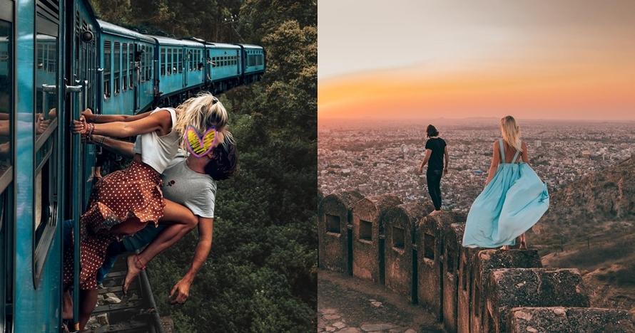 5 Pose menantang maut demi like di Instagram ini dikecam warganet
