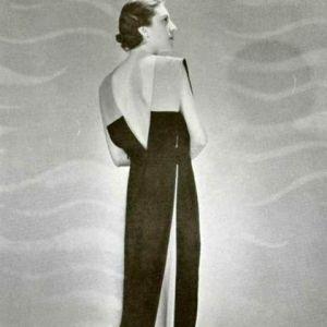 10 Gaun unik era 1930-an ini dipercaya bikin cewek makin semampai