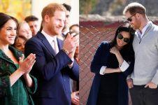 Meghan Markle melahirkan, ini ungkapan bahagia Pangeran Harry