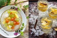 10 Resep setup buah enak dan praktis, minuman segar buka puasa