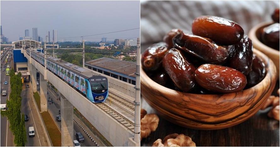 Aturan baru naik MRT Jakarta, boleh makan dan minum saat buka puasa
