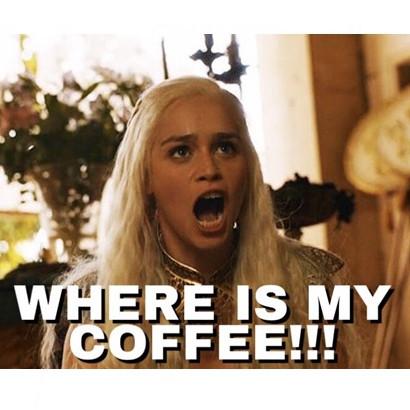 Adegan Game of Thrones bocor, ada gelas kopi Starbucks