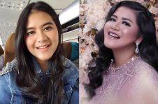 5 Pesona Kahiyang Ayu pemotretan pakai lurik, cantik khas Indonesia