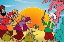 Kisah Abu Nawas bikin utusan baginda raja tak bisa buang air besar
