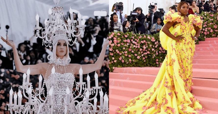 10 Cocoklogi gaun seleb di Met Gala 2019 ala warganet ini kocak abis