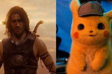 10 Film ini diangkat dari video game, terbaru Sonic dan Pikachu