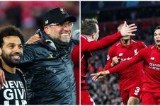 Pelatih Liverpool tak melihat saat corner berujung gol ke Barcelona