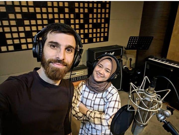 Nissa Sabyan bareng musisi Lebanon istimewa
