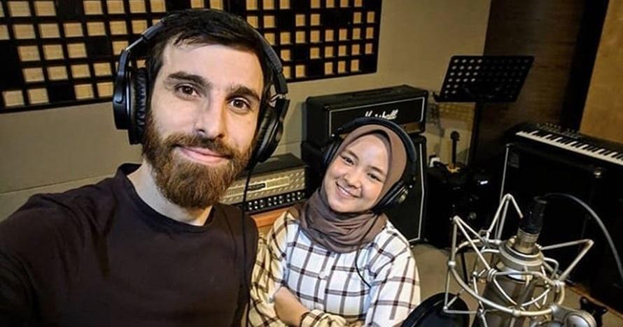 8 Potret Nissa Sabyan bareng musisi Lebanon, rilis lagu duet