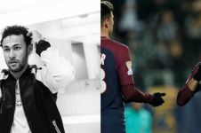 Berantem dengan pemain PSG, Neymar: Siapa kamu ngomong begitu!