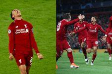 Komentar 4 legenda sepak bola soal sepak pojok 'tipuan' Liverpool