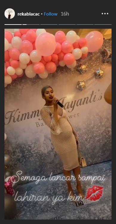 baby shower Kimmy Jayanti  © 2019 brilio.net