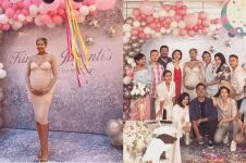 10 Momen baby shower Kimmy Jayanti, meriah dan elegan abis