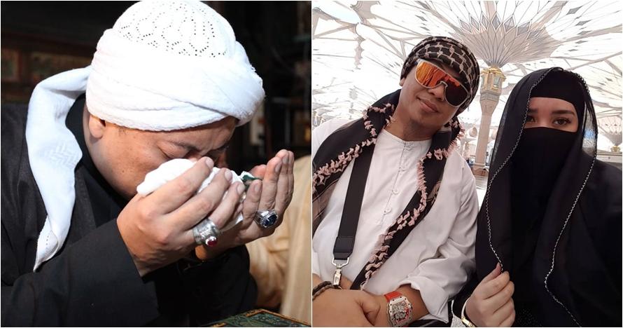 Cerita Opick bawa helai rambut Nabi Muhammad, rasakan keajaiban