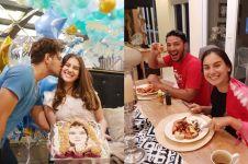 5 Momen sahur & buka puasa Irish Bella dan Ammar, santap masakan ayah