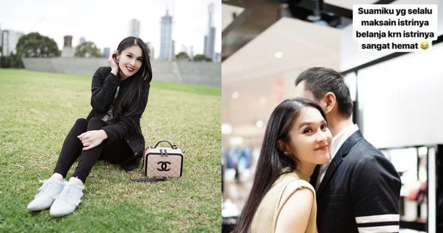 Disebut suaminya hemat, 10 barang Sandra Dewi ini ada seharga rumah