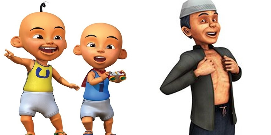 Tontonan inspiratif anak, Upin Ipin The Movie tayang di bioskop
