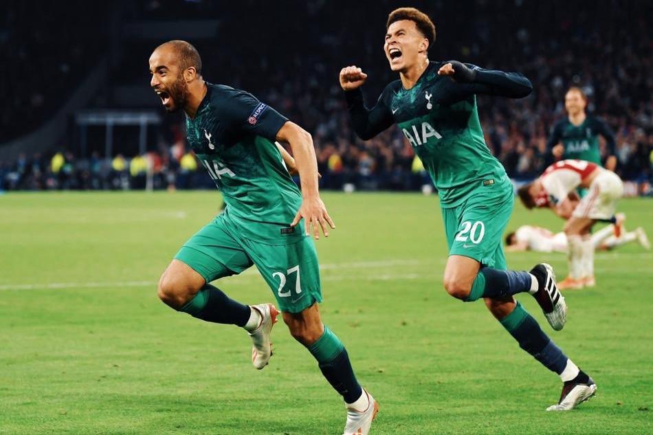 Ini kata tak terduga Lucas Moura, pencetak hattrick Spurs vs Ajax