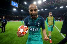 10 Fakta unik dibalik laga dramatis Ajax vs Tottenham